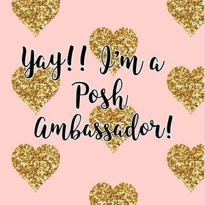 🌟I'm a Posh Ambassador🌟